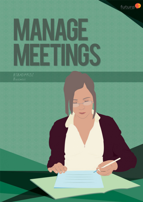 BSBADM502 Manage Meetings