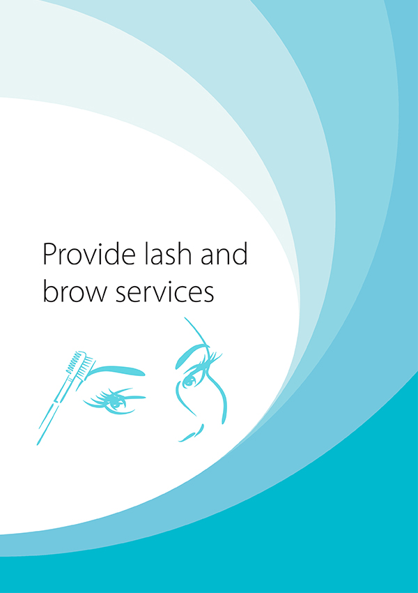 SHBBFAS001 Provide Lash and Brow Services