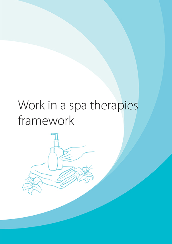 SHBBSPA001 Work In a Spa Therapies Framework