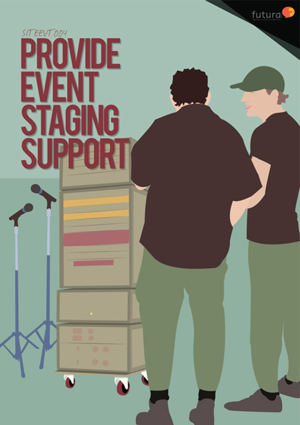 SITEEVT004 Provide Event Staging Support