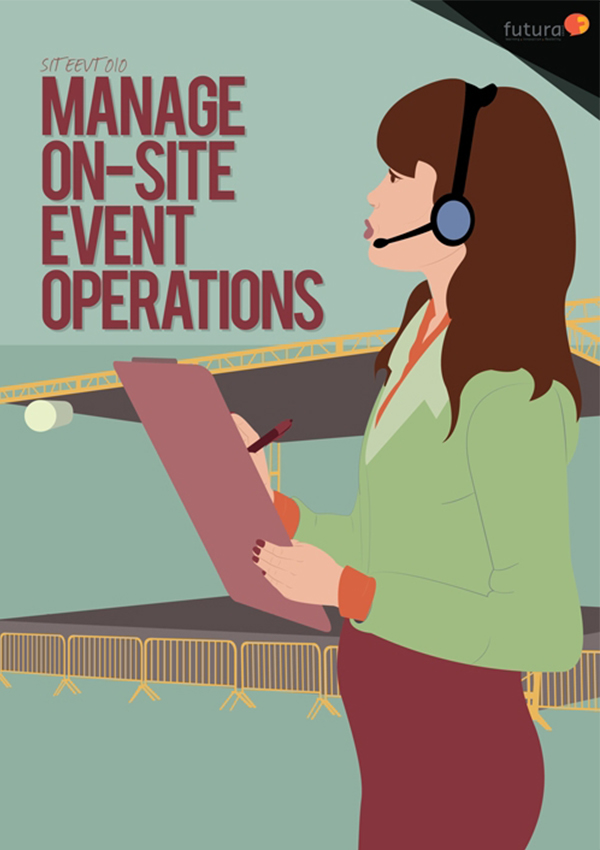 SITEEVT010 Manage On-site Event Operations