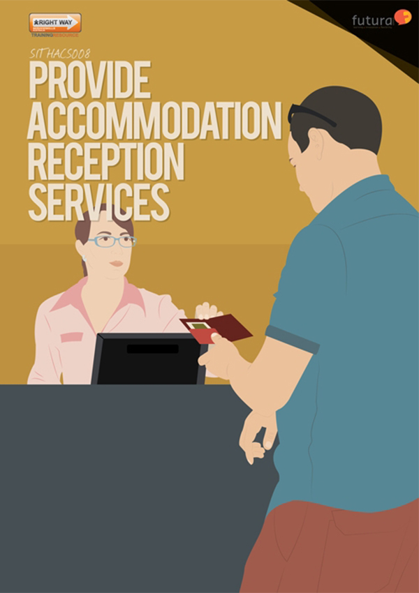 SITHACS008 Provide Accommodation Reception Services