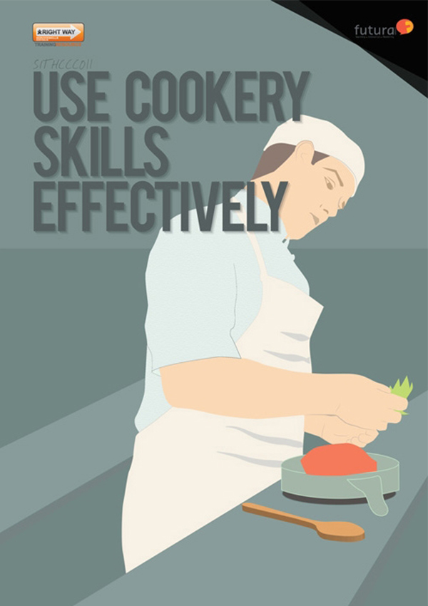 SITHCCC011 Use Cookery Skills Effectively