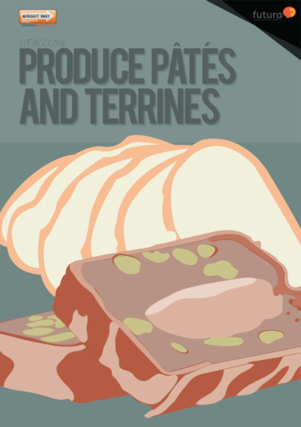 SITHCCC016 Produce Pates and Terrines